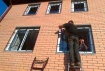 Монтаж решеток в Стерлитамаке