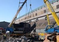 Демонтаж конструкций из металла в Стерлитамаке
